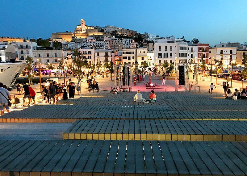Renovaciones Puerto de Ibiza para la temporada de verano 2019