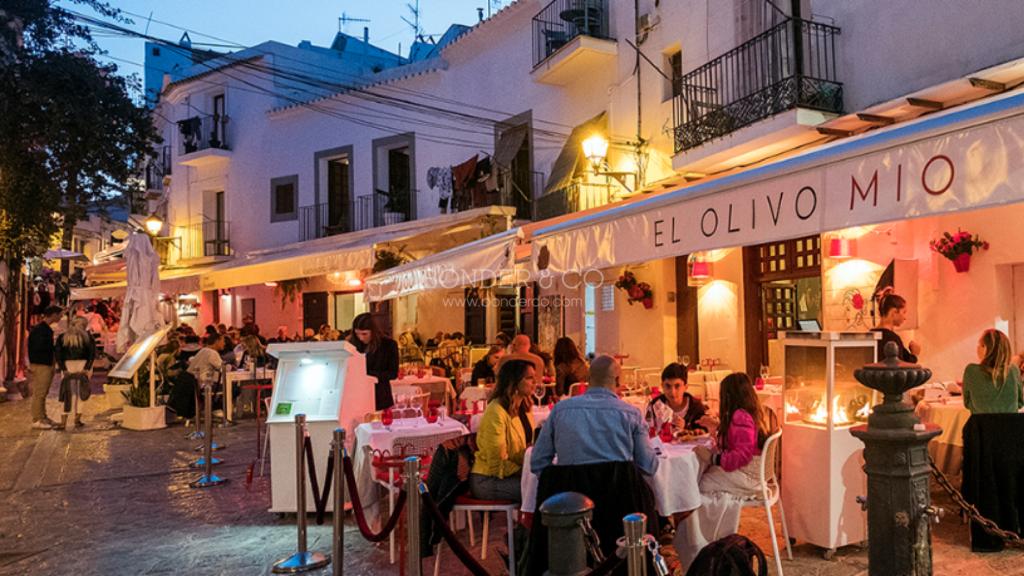 El Olivo Mio, Ibiza